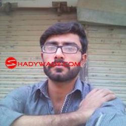 Arain Caste Boy Groom Rishta Shafaqat