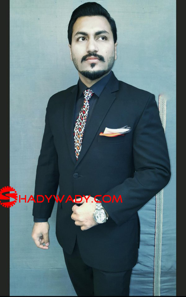 Arain groom rishta proposal from Shorkot Noman |Jhang